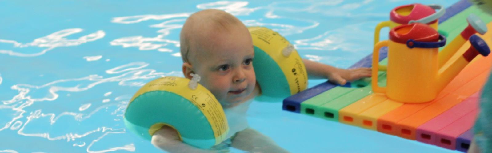 Babyschwimmen in Essen Rüttenscheid